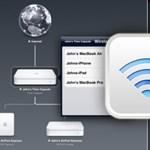 AirPort beállítás iPadről és iPhone-ról