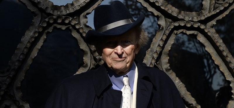 Meghalt a világhírű író, Tom Wolfe
