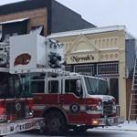 Lángok martalékává lett egy oregoni magyar étterem, a helyiek összefogtak érte