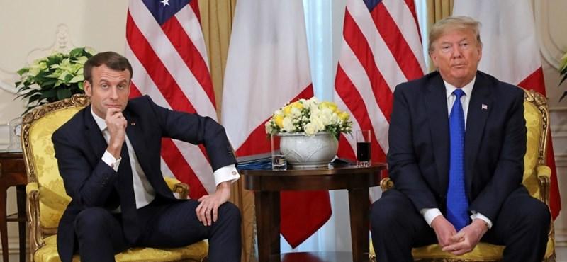 Trump a NATO-csúcson: Új megállapodás kell az atomfegyverekről Oroszországgal