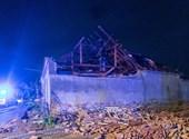Hatalmas tornádó pusztított a cseh-szlovák határon