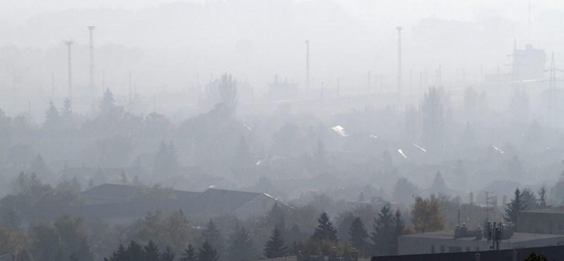 Szmogriadó: sűrűsödik a helyzet, hat városban veszélyes a levegő a szálló por miatt