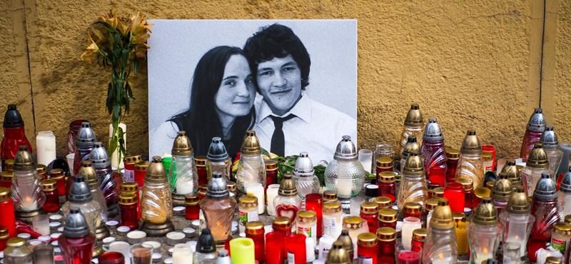 Több tízezren emlékeztek Szlovákiában a meggyilkolt újságíróra