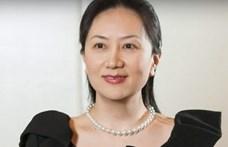 Tizenöt millió dolláros óvadékot ajánlottak a Huawei pénzügyi igazgatójának ügyvédei