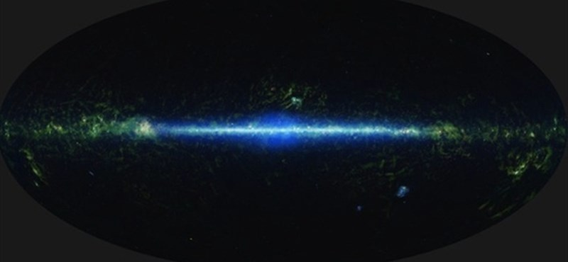 Egyetlen képen az egész galaxis