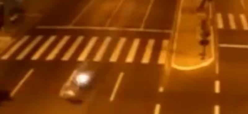 Foci-vb-s angol szurkolót gázolt egy motoros Brazíliában – videó