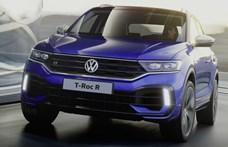 Magyarországon a VW 300 lóerős kompakt divatterepjárója
