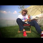 Beckham olimpiai Queen-klipet rendezett - videó