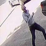 Késsel sebesítettek meg egy postást Nyíregyházán