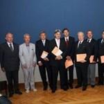 Az Akadémián átadták a Báthory-díjakat