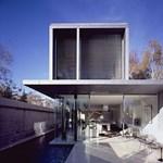 Egy ultramodern luxus betonház - könnyed hidegség