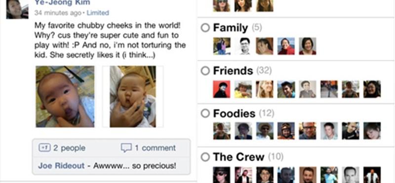 Már iPhone-on is elérhető a Google+ alkalmazás