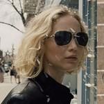 Jennifer Lawrence felveszi a versenyt a Star Warsszal – videó