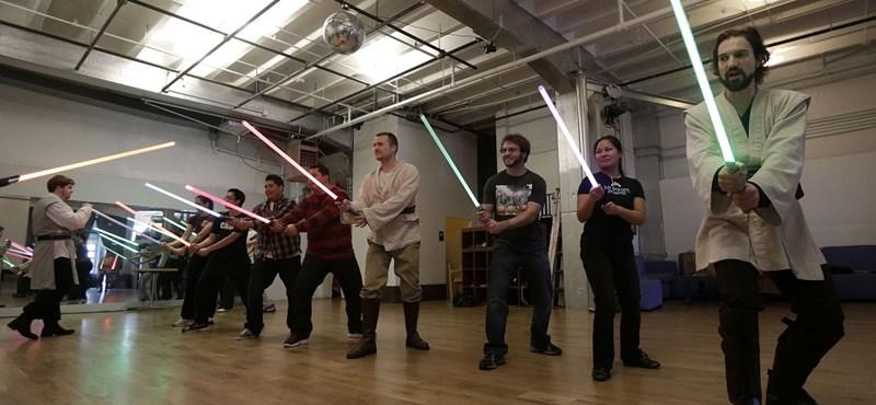 Beperelte a Lucasfilm a jediakadémiát