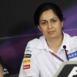 Indiai születésű a Forma-1 első női csapatvezetője