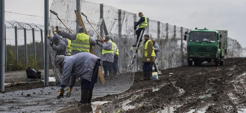 Határkerítés: nem annyit és nem úgy kért rá a kormány, mint a Fidesz-programban áll