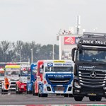 Magyarországon az 1200 lóerős kamionok, amik akár 300-as tempóra is képesek