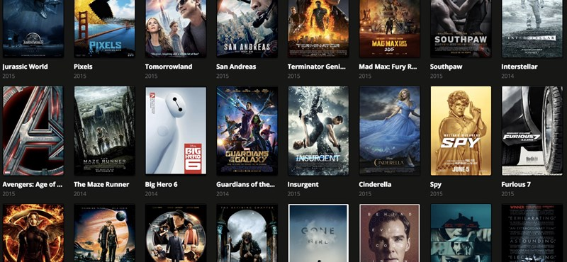 Visszatért a híres oldal, ahol ingyen és letöltés nélkül lehet filmeket nézni