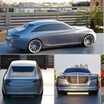 Ilyen lesz egy Mercedes luxuslimuzin 2021-ben?
