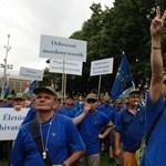 Óriásdemonstráció lehet az önálló tüntetésekből