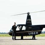 Hollandiában már repkedni is lehet Uberrel