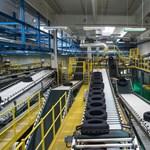 Elhalasztotta a Hankook rácalmási gyárának bővítését