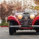 Kalapács alá kerül minden idők egyik legértékesebb Mercedese