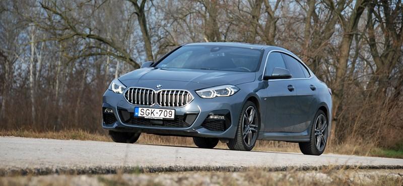 BMW 2-es Gran Coupé teszt: minden jó, csak ne kerülj hátra