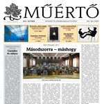 Megjelent a Műértő októberi lapszáma