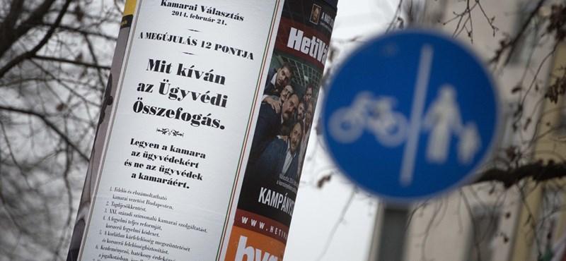 Fülkeforradalom 2.0: újabb Összefogás plakátolta tele a belvárost