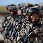Kína kész katonákkal bevonulni Tajvanra