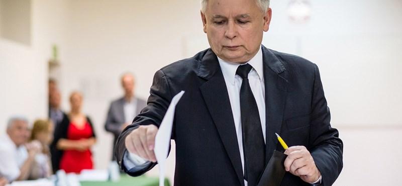 Wyborcza: Már nem tekinti példaképnek Orbánt Kaczynski