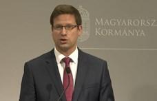 Gulyás: Ismét karanténba kell vonulni a fertőzött országokból érkező magyaroknak