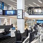 Nézzen körbe a munkahelyén, aztán nézze meg ezeket: így néznek ki a legmenőbb irodák