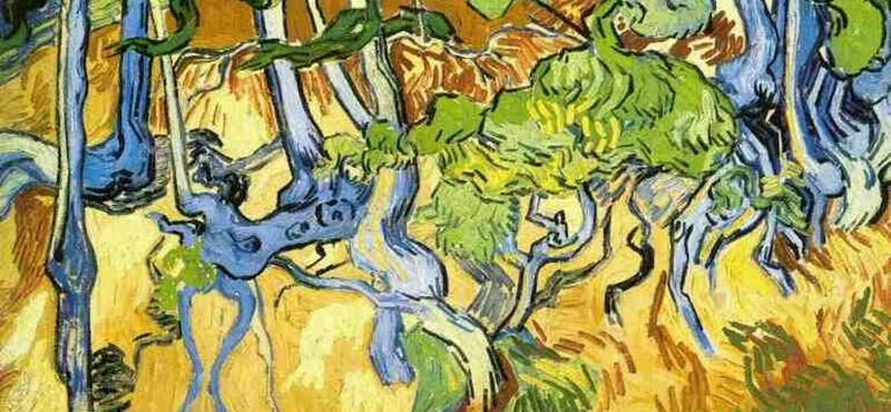 Fotó: ez lehetett Vincent van Gogh utolsó festménye