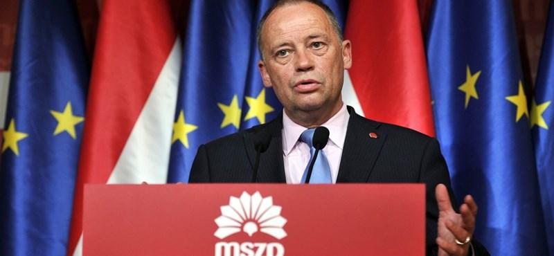 Szanyi Tibor felszámolná az MSZP-t