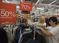 Rémálom volt a magyar boltosoknak az április