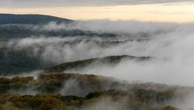 Akár 20 fok is lehet ma, ha felszáll a köd