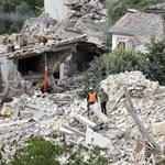 Több mint 70 áldozata van az olasz földrengésnek