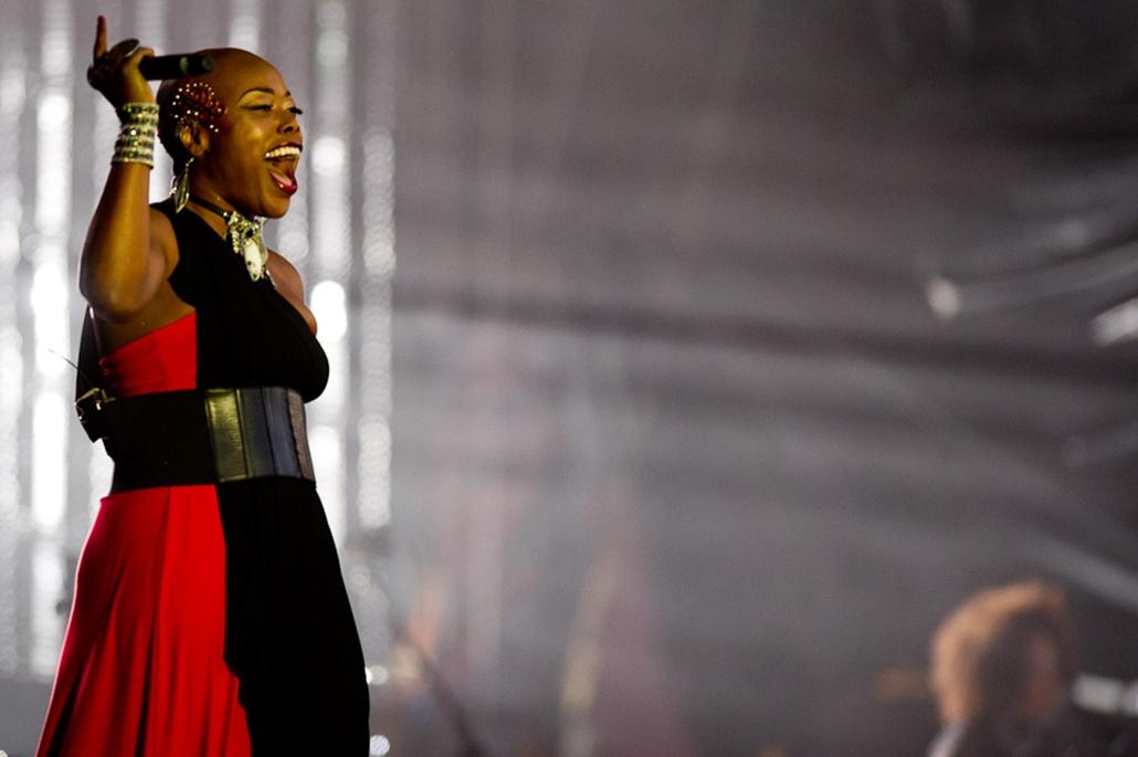 Prince, Sziget fesztivál 2011