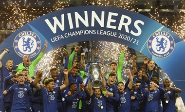 Chelsea won the Champions League, beating Manchester City 1-0