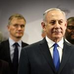 Visszavonta mentelmi jogi kérelmét Netanjahu