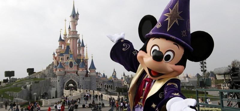 Menő újítást vezettek be Disneylandben