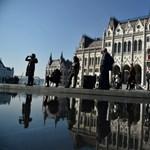 Íme, a megújult Kossuth tér – Nagyítás-fotógaléria