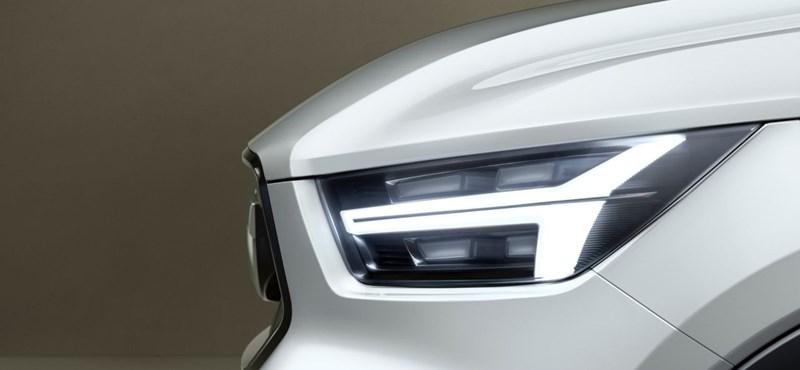 Bemutatták a jövő Volvóját, amitől félhet az Audi A3 és a Mercedes GLA is
