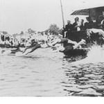 Az úszóruha első erőpróbája