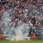 A horvát kapitány nagyon dühös a sportterroristákra