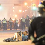 Előkerült a vancouveri zavargások csókolózó párja