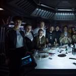 Az új Alien-filmen rettegni és nevetni is fogunk – videó