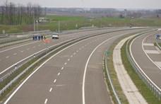 Baleset miatt lezárták az M6-os autópályát